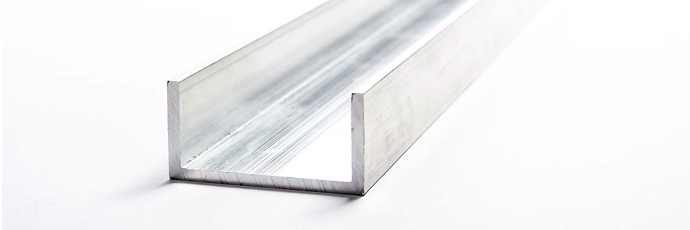 Aluminium U Channel